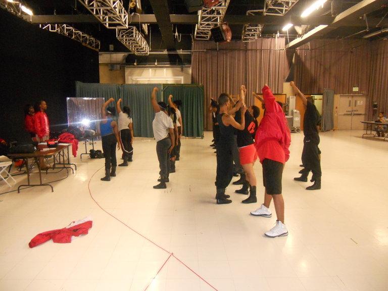 In Rehearsal