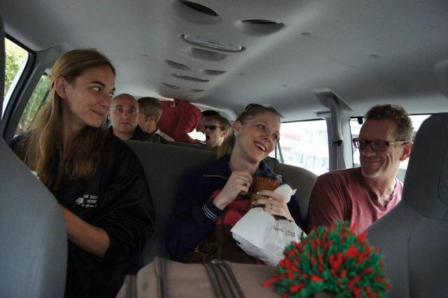 The AGT van