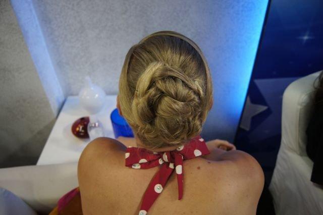 Shannon's hair