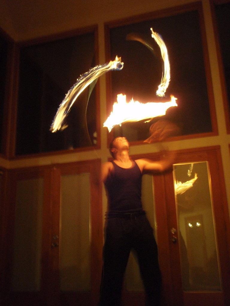 3 fire