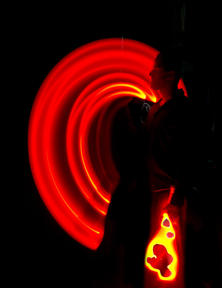 3 glow streak