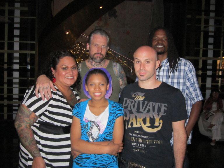 Us, Landau, Monet & Seth Grabel