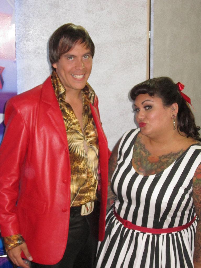 Maybelle & Mauricio