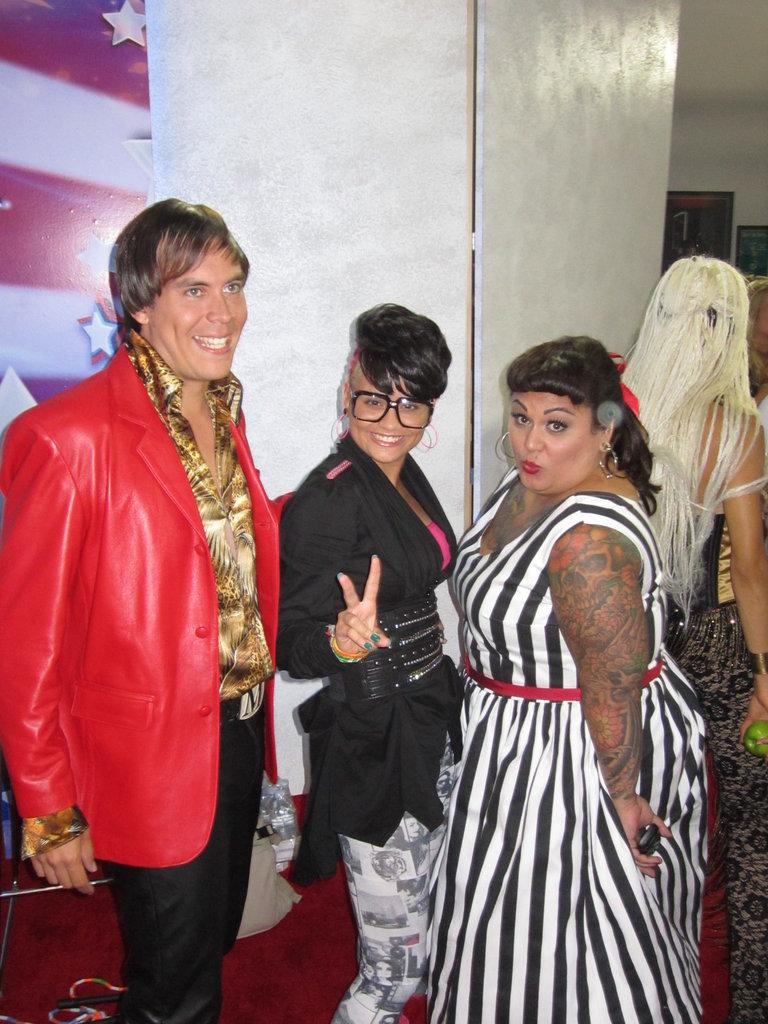 Mauricio, Kehlani, Maybelle