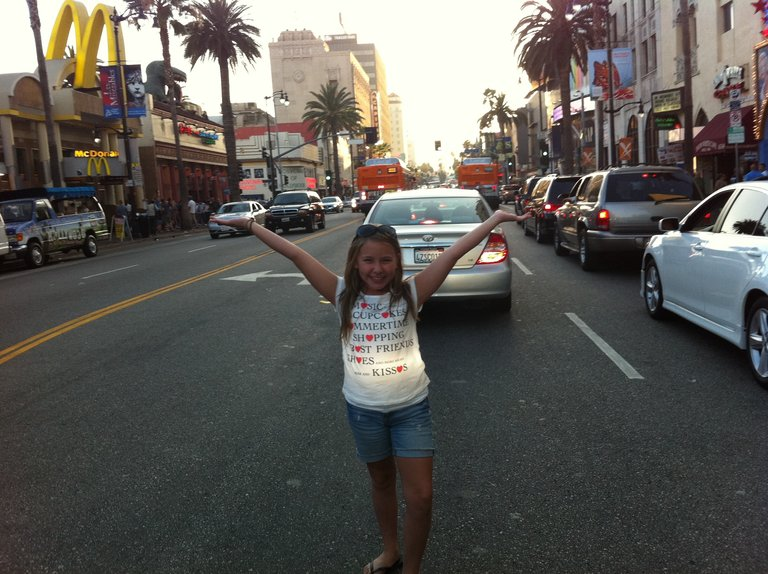 ill miss you hollywood. that was a lot of fun. cant wait to come back.