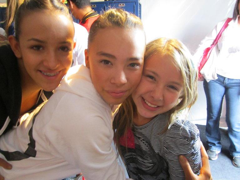 me and some miami allstar friends