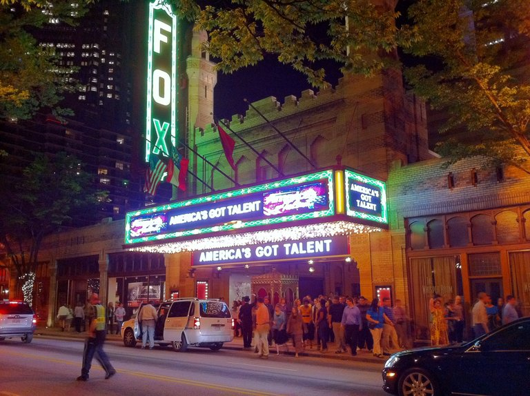 busy fox theater