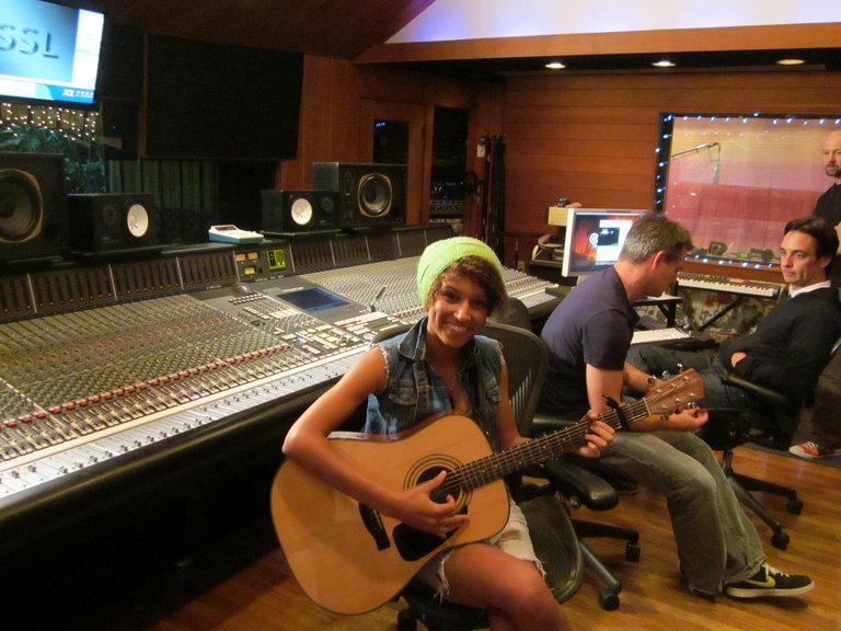 Recording a Practice Demo!!!