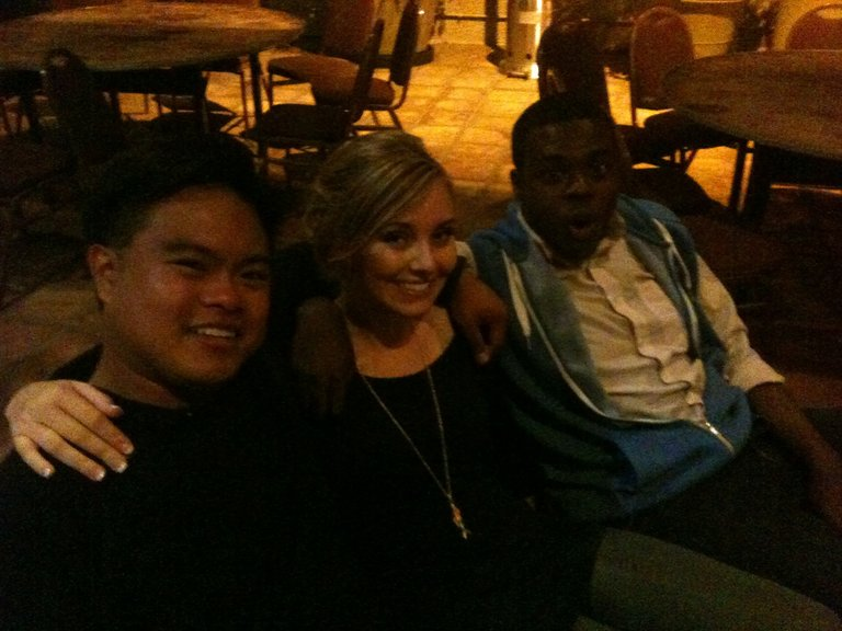 Kevin, Kari Francis, and Nathan Calixto (Season 2 Yale Whiffs!)