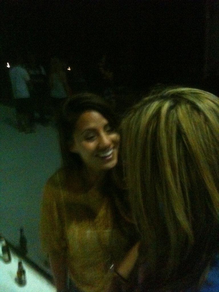 Kirstie and Rachel