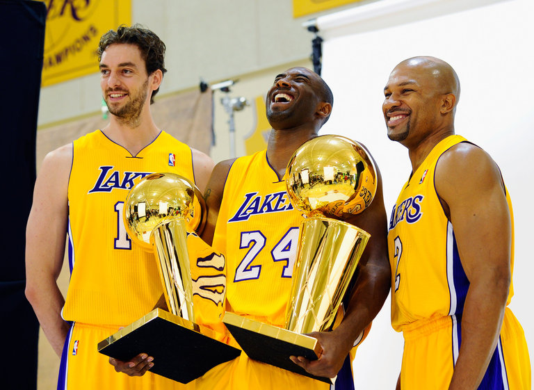 Los Angeles Lakers Media Day
