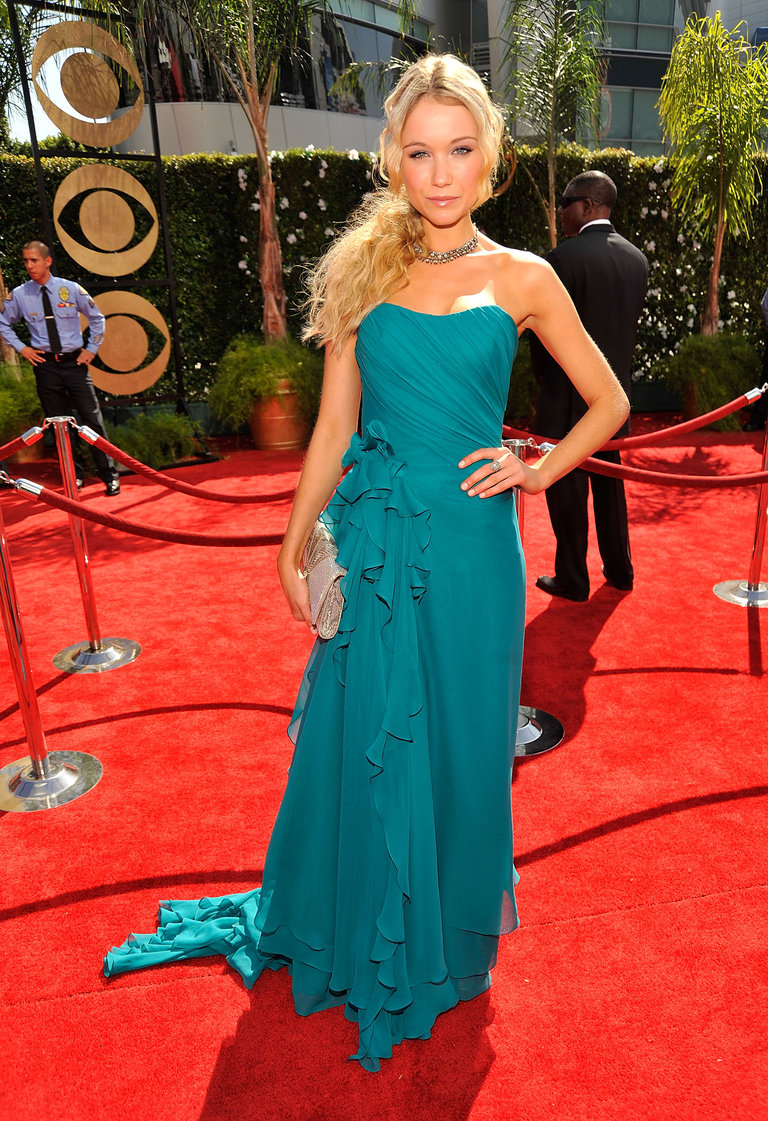 The 61st Annual Primetime Emmy Awards - Red Carpet