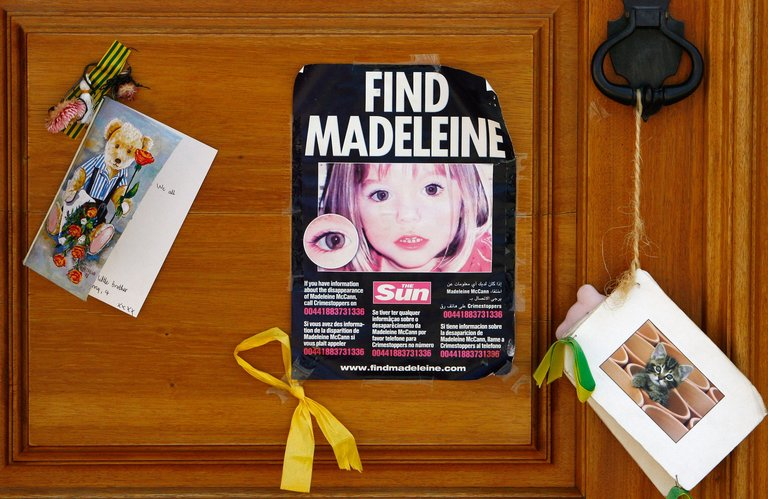 Reports Of Blood Found In Madeleine McCann Apartment