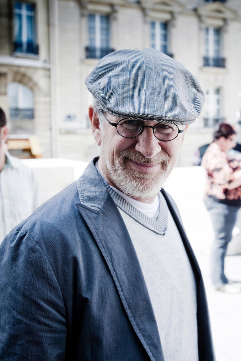 Director Steven Spielberg Visits Musee d'Orsay