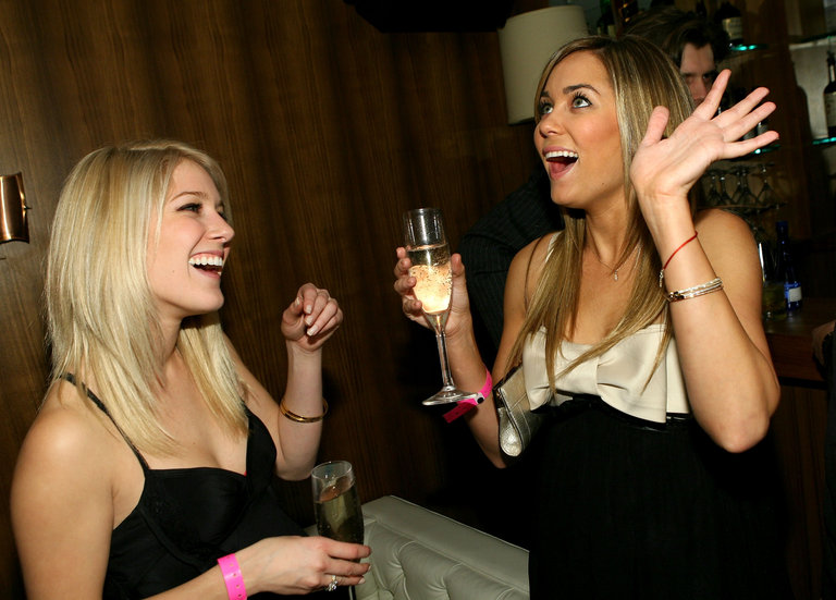 "MTV's ""The Hills"" Lauren Conrad Celebrates Her 21st Birthday - Inside"
