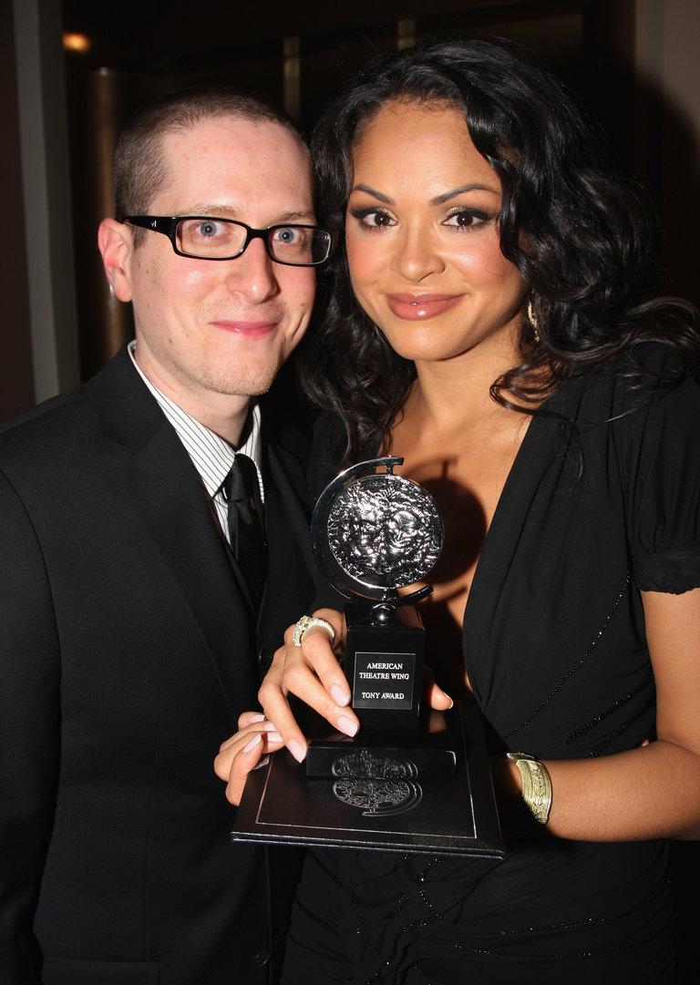 63rd Annual Tony Awards - Press Room