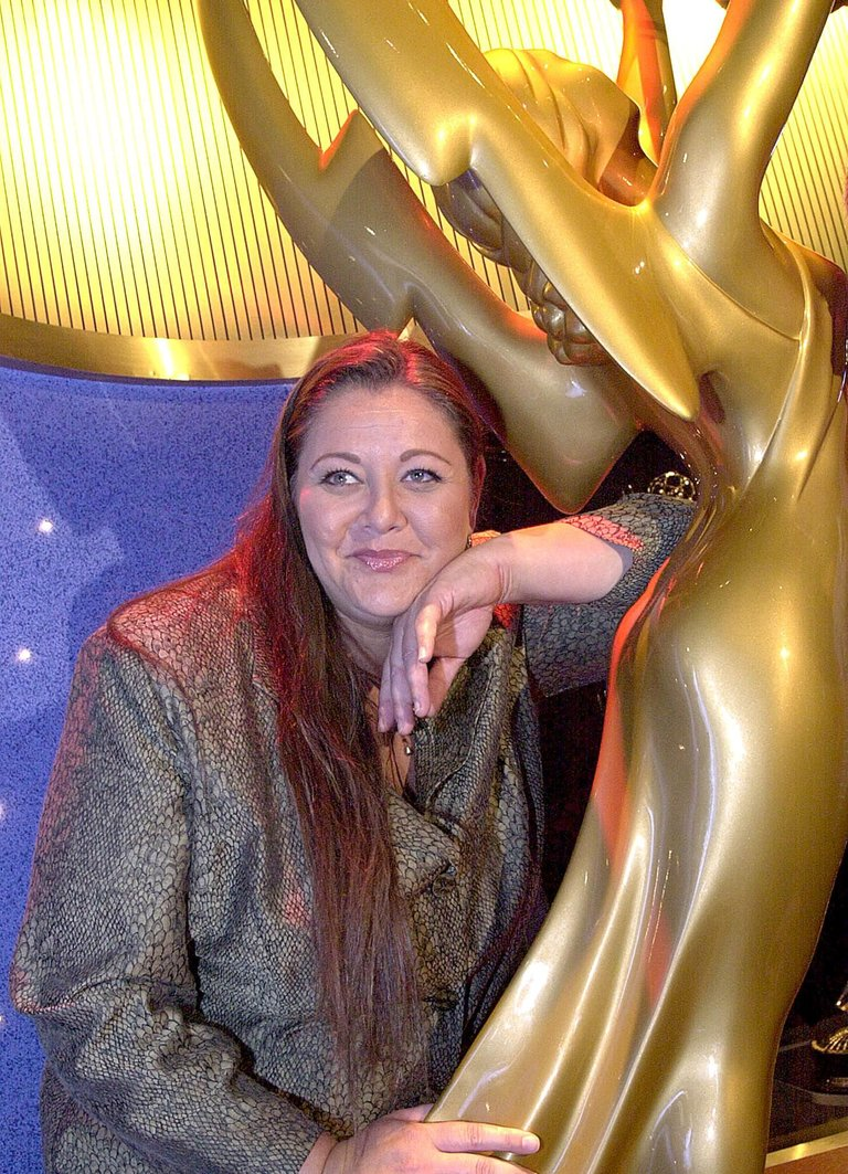 Emmy Award-winning actress Camryn Manheim of the t