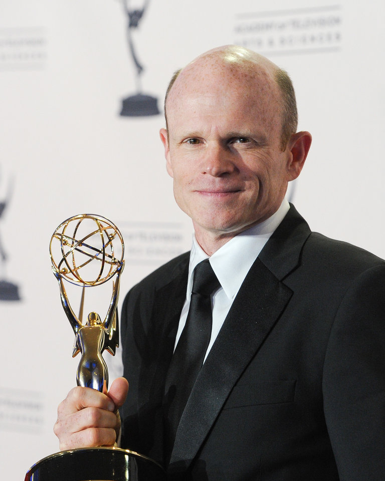 2011 Primetime Creative Arts Emmy Awards - Press Room