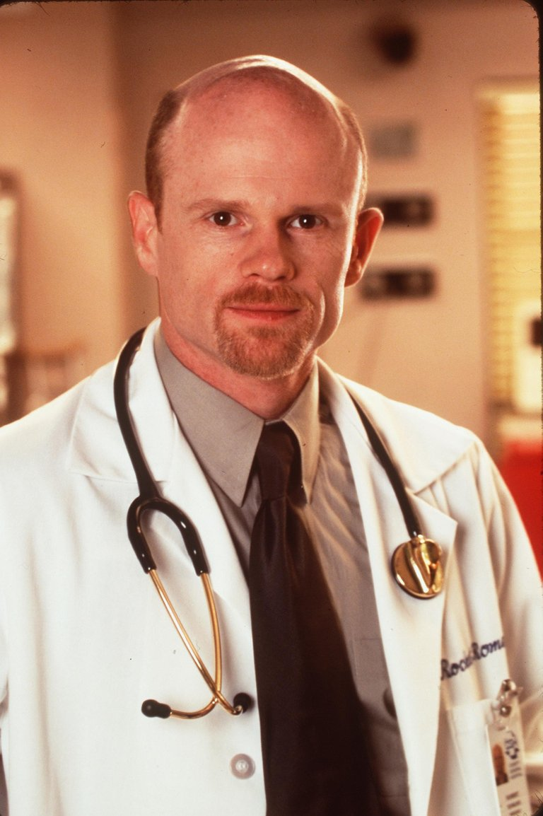 Paul Mccrane Stars In Er Photo NBC