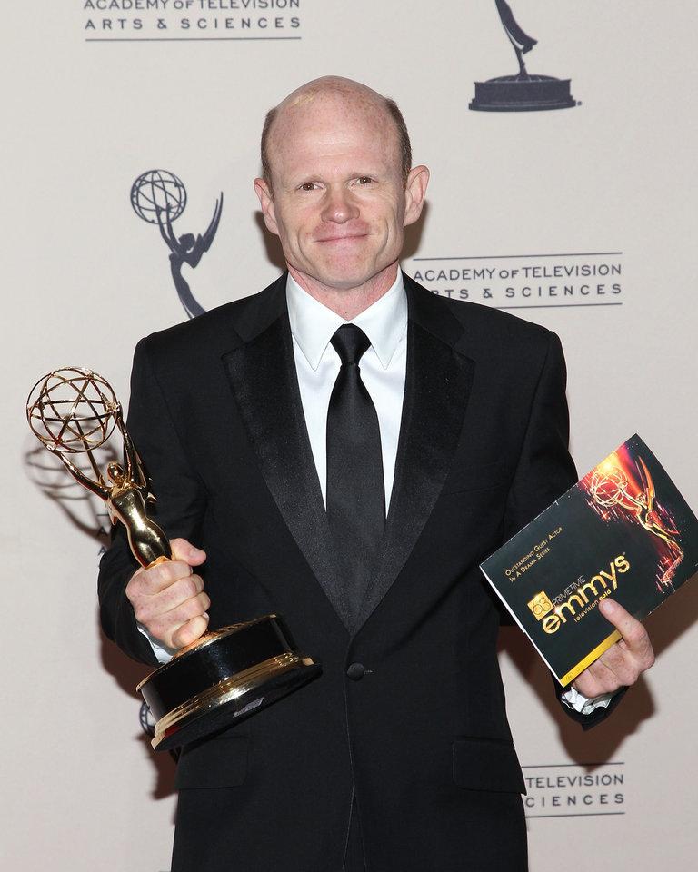 2011 Primetime Creative Arts Emmy Awards - Press Room