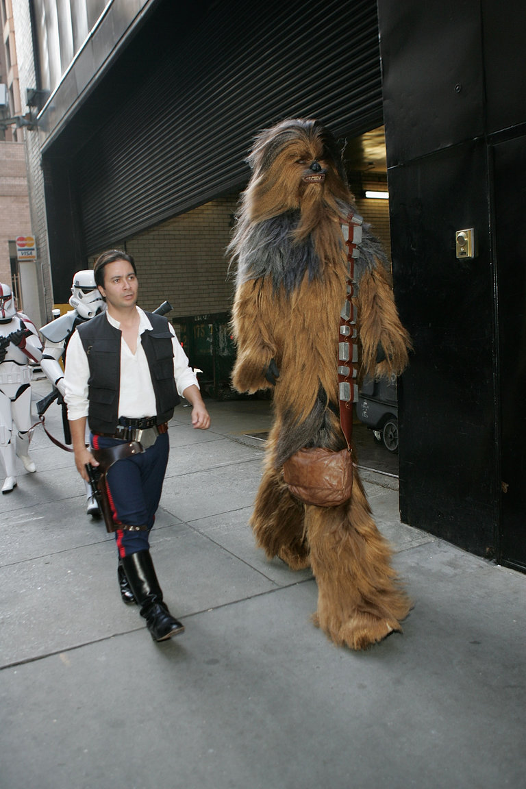 """Premiere Of """"Star Wars: Episode III Revenge Of The Sith"""""""