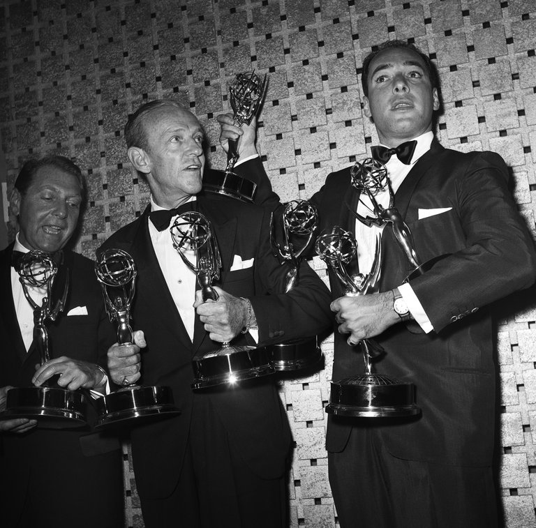 Fred Astaire At The Emmys