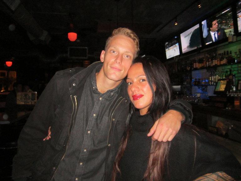 Me and Jordis
