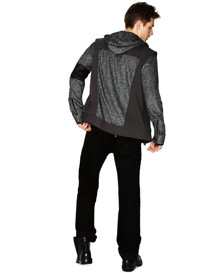 Brandon's Convertible Hoodie Jacket