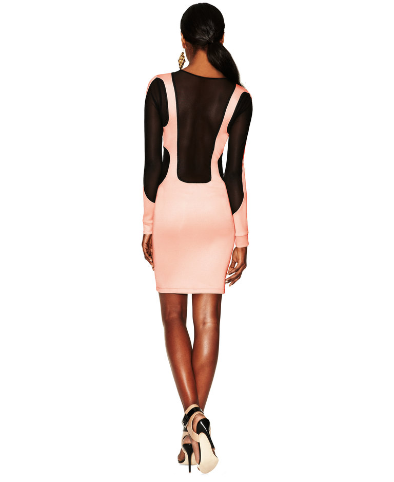 Daniel's BodyCon Dress - Nude