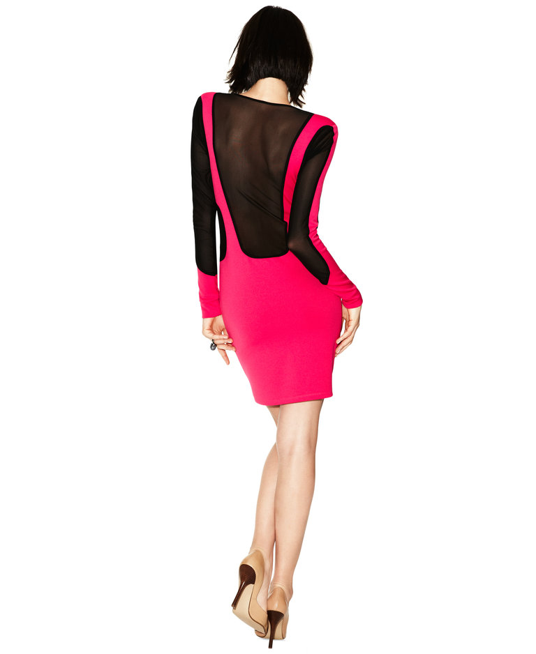 Daniel's BodyCon Dress - Pink