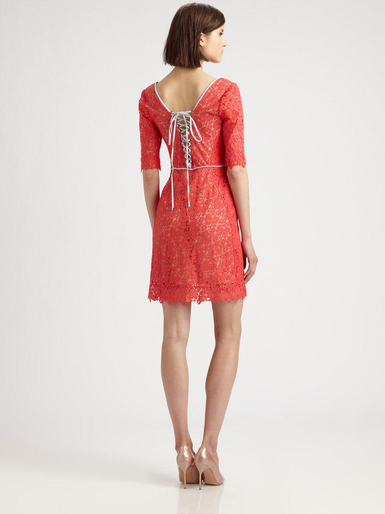 Amber's Lace Dress