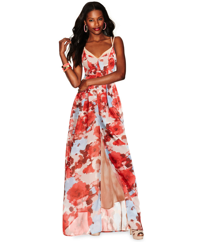 Hunter's Maxi Dress