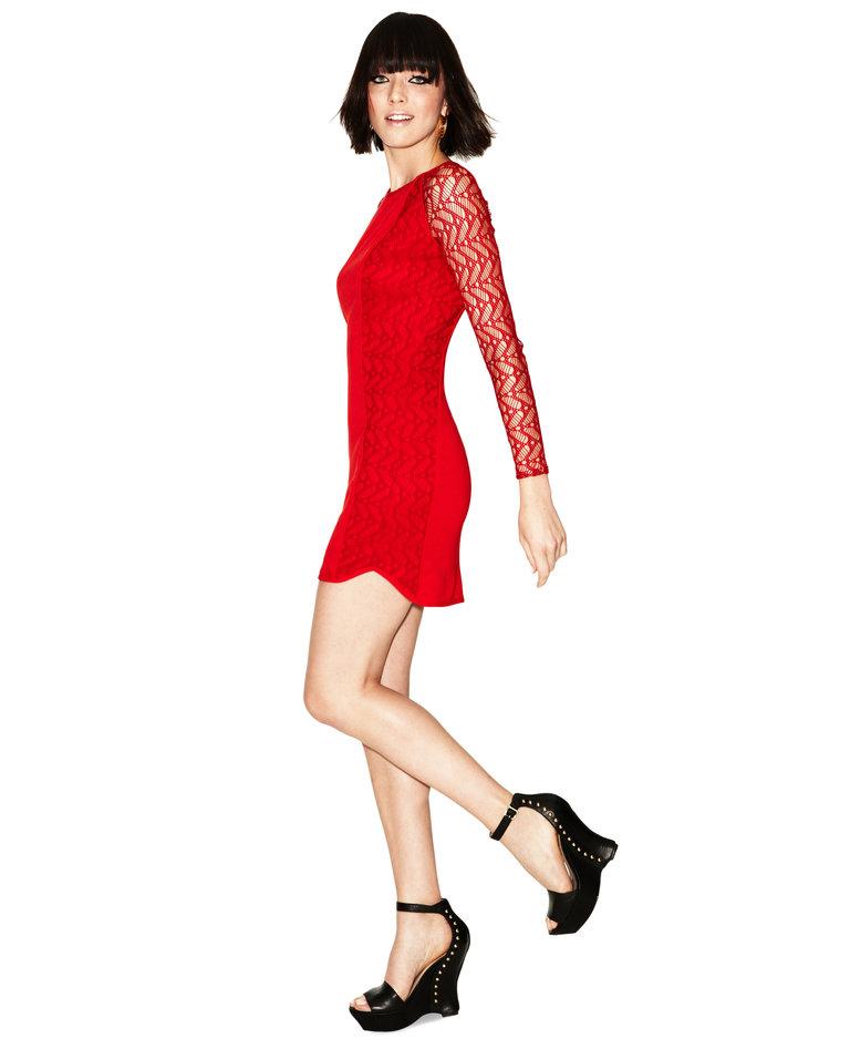 Johana's Scuba Dress