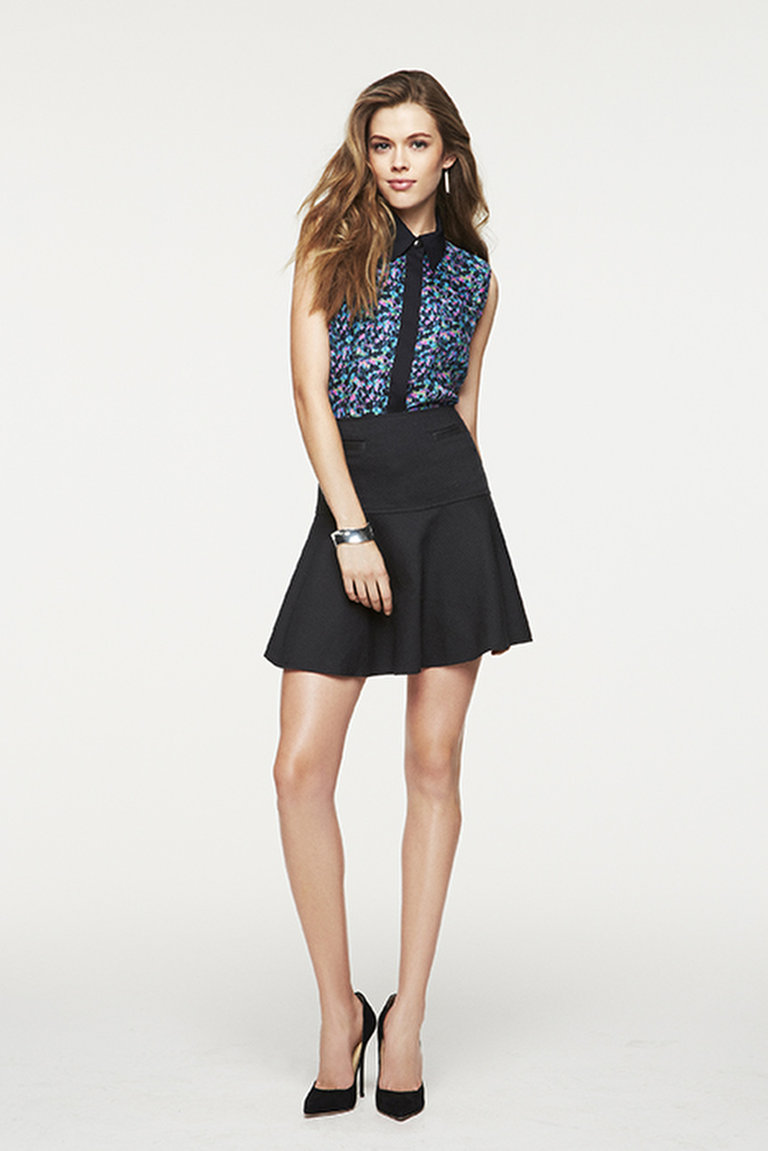 Hunter's Flare Skirt