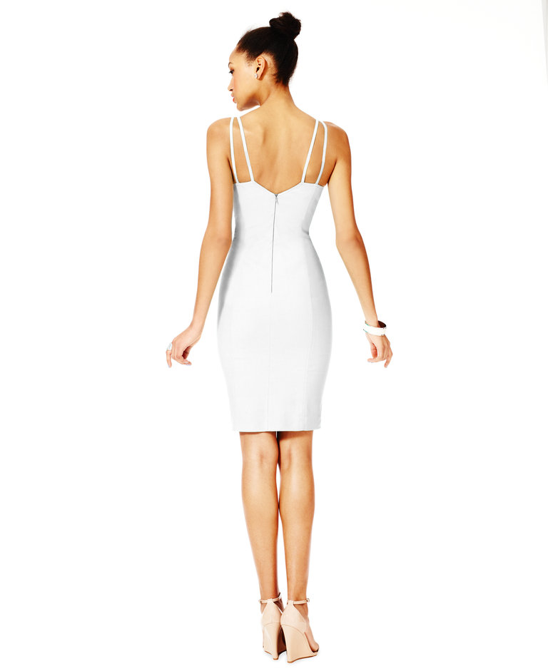 Hunter's Bodycon Sheath Dress