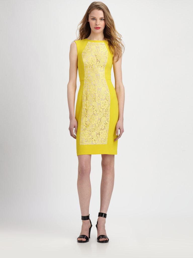 Hunter's Lace Knit Dress