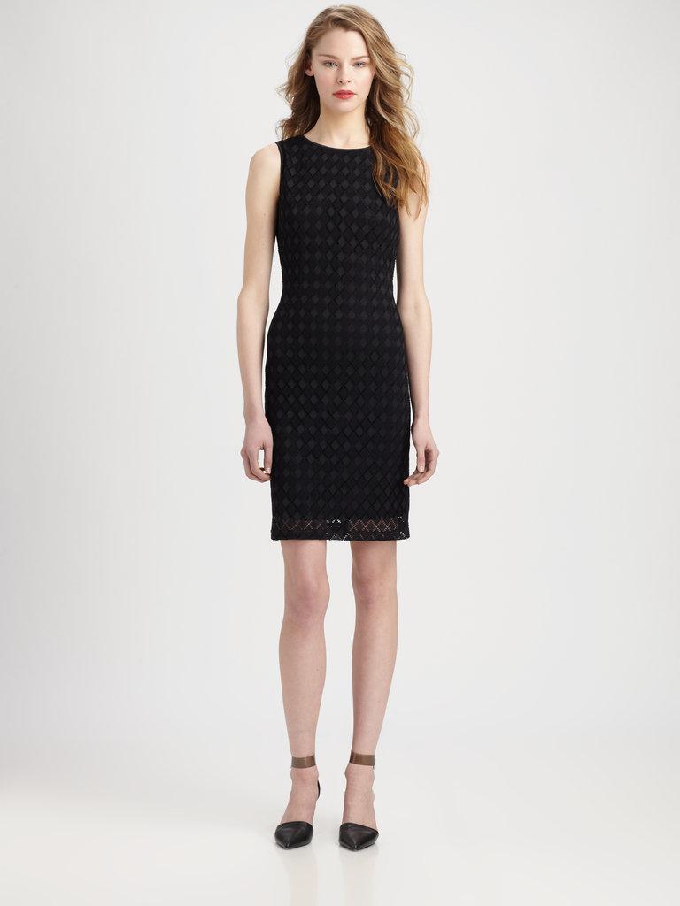 Hunter's Short Textured Dress