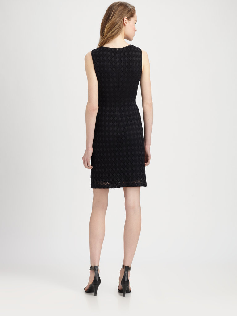 Hunter's Short Textured Dress