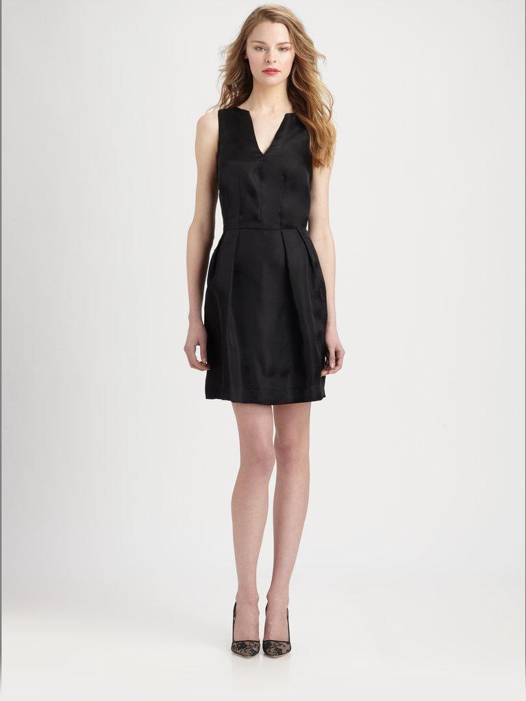 Hunter's Short Organza Dress