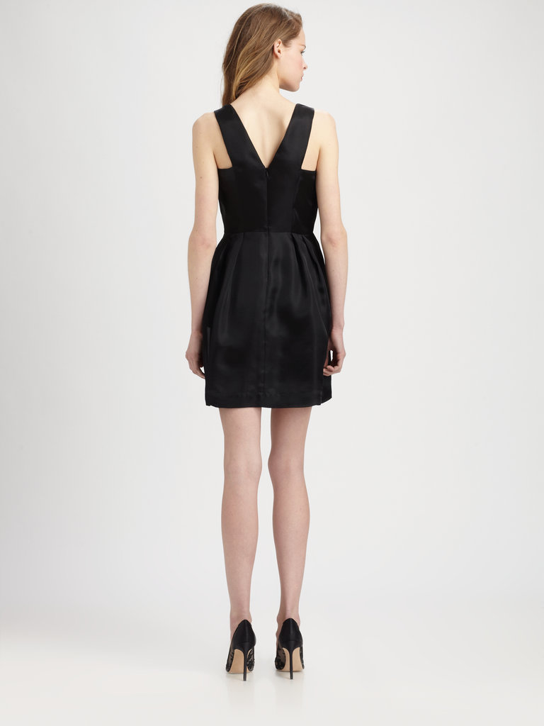 Hunter's Short Organza Dress