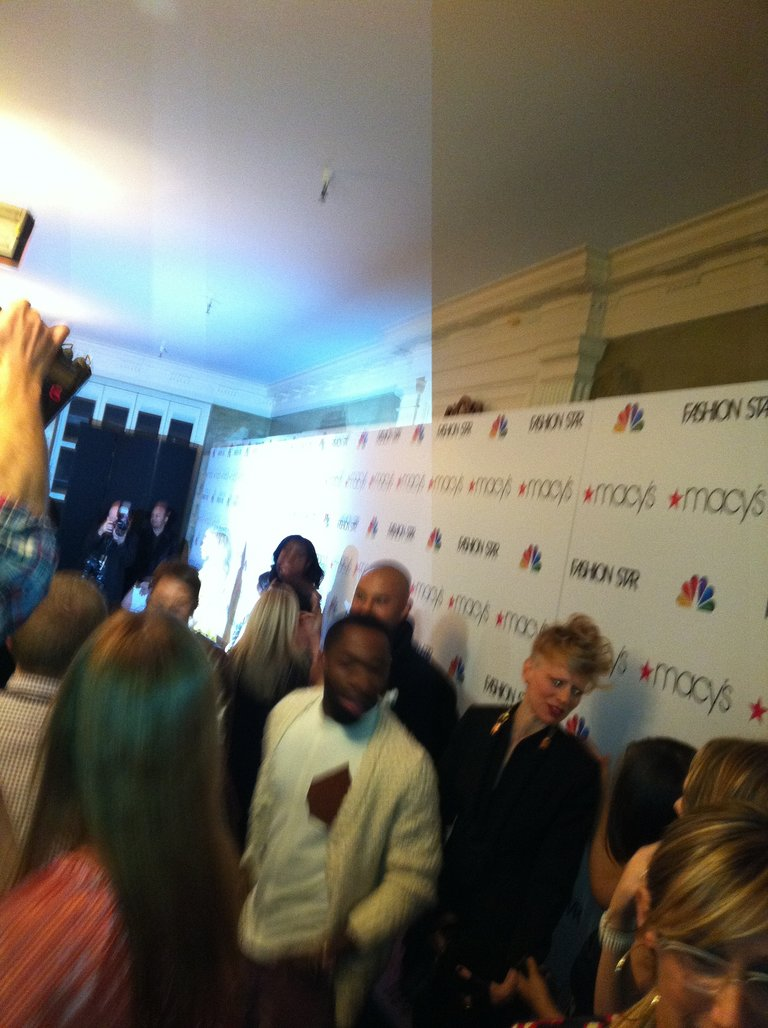 The Fashion Star Premiere Party