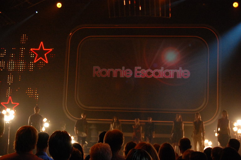Ronnie: Week Ten