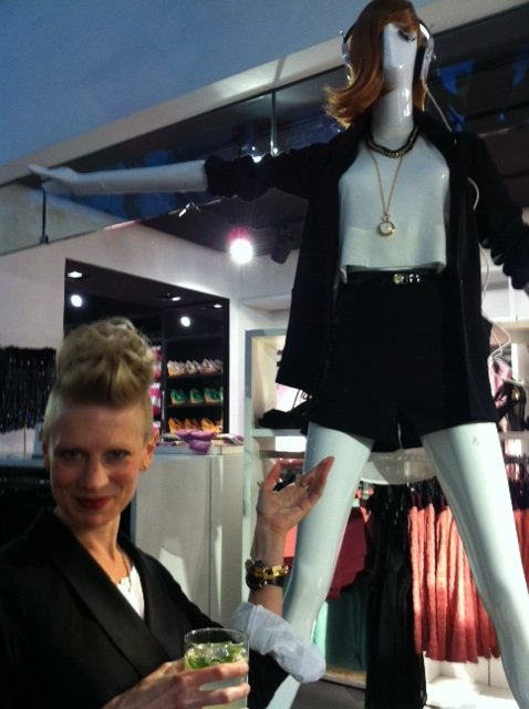 Kara and H&M