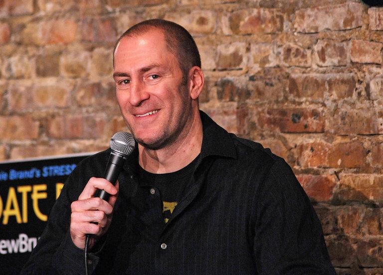 Ben Bailey  Performs At The Stress Factory - November 6, 2010
