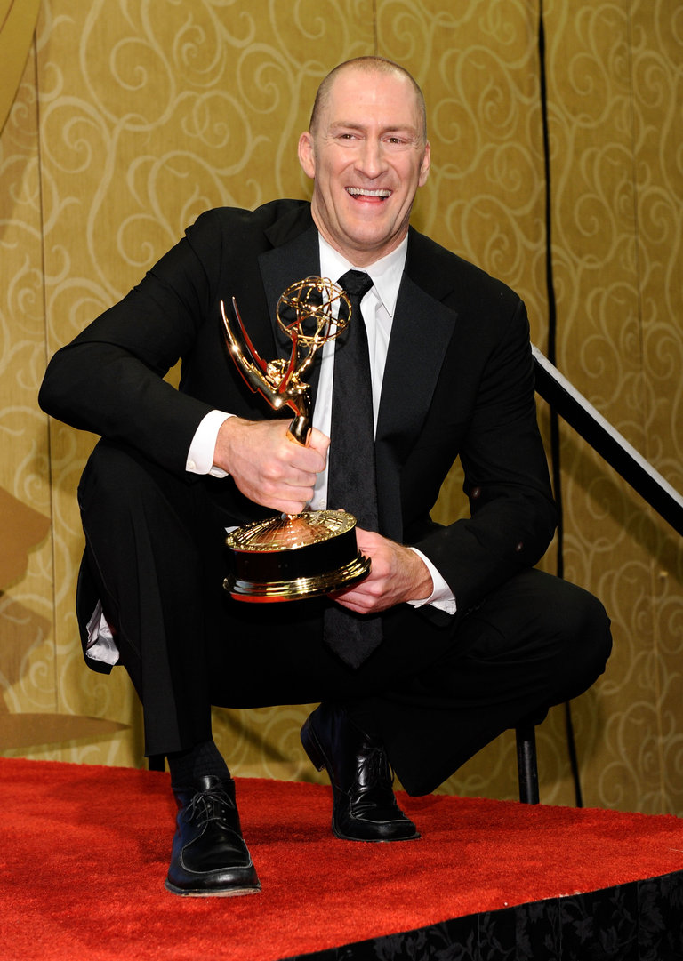 38th Annual Daytime Entertainment Emmy Awards - Press Room