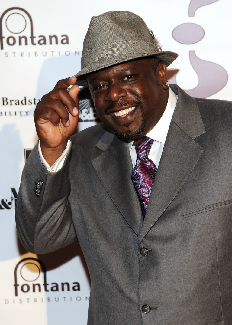 "Cedric ""The Entertainer"" Previews His New Clothing Line ""Who Ced?"""