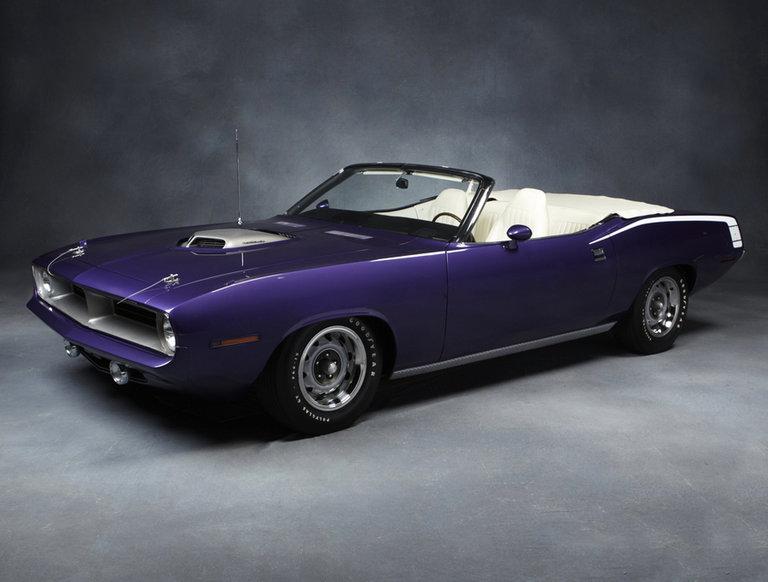 1970 Hemi Barracuda Convertible