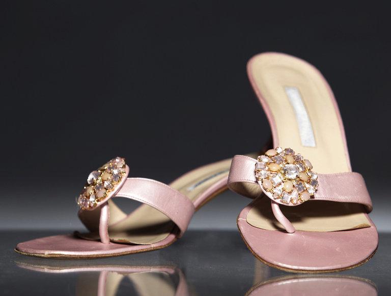 Oprah's Designer Shoes