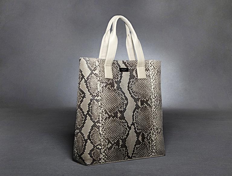 Raymond Hau Python Bag