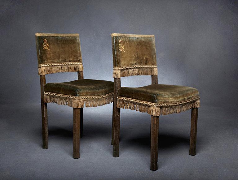 King George VI Coronation Chairs